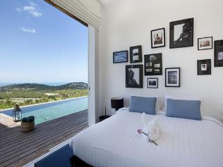 Villa Belle, a 3 bedroom designer villa, Koh Samui