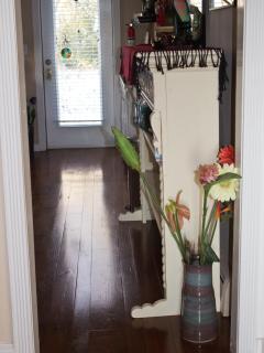 Kitchen hardwood floors