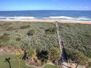 Direct Oceanfront Corner Condo at Cinnamon Beach!  Unit 855 !   2100 sf !
