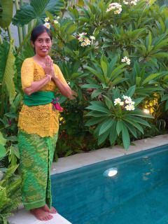 WELCOME to VILLA 888 OBEROI your residence whilst in Bali