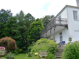Grove House, Llansteffan