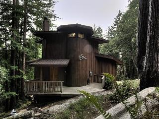 Romantic Forest Hideaway for 2 in Timber Cove, Jenner