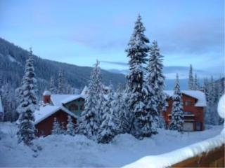 Snow Creek Village Deluxe 2-Bdr Ski In/Out Townhse, Sun Peaks
