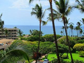 Kihei Akahi D412 Oceanview 1/1 across from Kamaole Beach ll  Great Rates!
