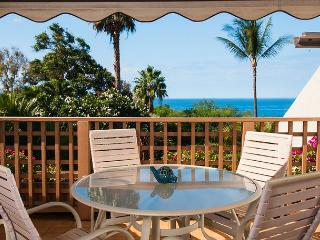Maui Kamaole #A-202 Ocean View Front Row Nearest Beach 2B 2Ba Great Rates!