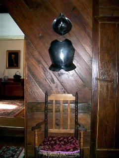 Armor in Dining Room