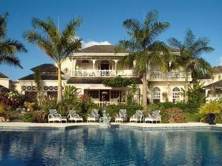 Coral Sundown at Sugar Hill, Barbados