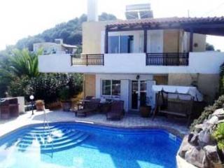 Villa Hannah. Pano Stalos. Chania. Crete Greece