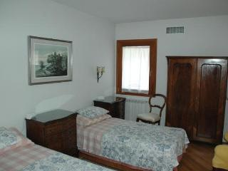 bedroom on first floor