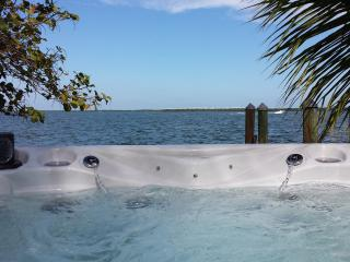 4/3 Gorgeous, Private Home w/open Bay & SwimSpa, Key Largo