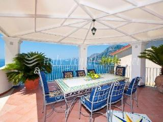 Villa Arzilla 1 - look and judge, Positano