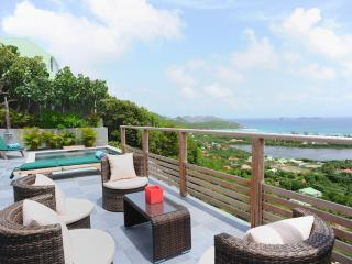 Adamas at Saint Jean, St. Barth - Panoramic View, Pool Overlooking Saint Jean