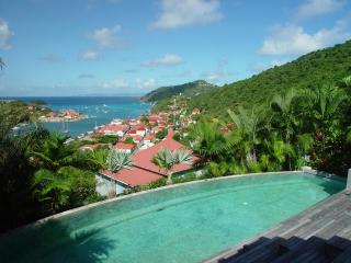 Fabrizia at Gustavia, St. Barth - Ocean Views, Pool and Jacuzzi, Very Private