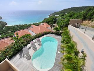 Gouverneur Cliff at Gouverneur, St. Barth - Ocean Views, Short Drive To Beach, Very Private