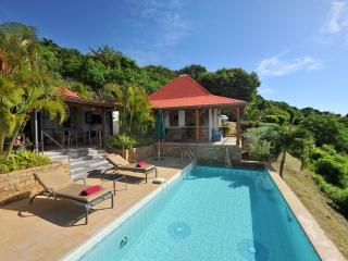 Hurakan at Colombier, St. Barth - Ocean View, Amazing Sunset Views, Very Private