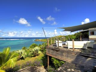 Indian Song at Petit Cul De Sac, St. Barth - Ocean View, Private Beach, Tennis and Beach Within Walk, Petit Cul de Sac