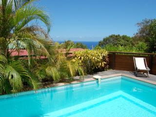 Kena at Colombier, St. Barth - Ocean View, Short Drive To Beach, Good Value