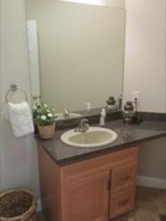 1st floor bathroom off kitchen