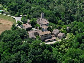 One Bedroom Villa at Castello di Montalto in Chianti