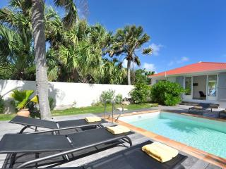 Les Sables at Lorient, St. Barth - On The Beach, Ocean View, Private, San Bartolomé