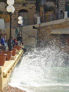 Xlendi Gozo...Fisherman
