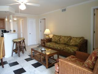 Lovely 2bedroom condo with ocean view on the beach, Freeport