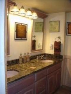 Upper stairs Bathroom