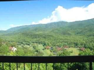 1 BR + Loft A302 Condo Views!, Gatlinburg