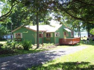 Cozy lakeview cottage close to Cooperstown, NY