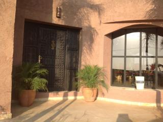 VILLA Riad Marrakech for 10 persons.