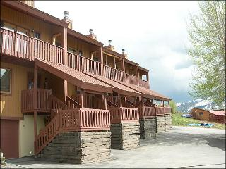 Value-Priced Accommodations - West Elk Mountain Range Views (1358), Crested Butte