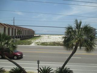 balcony view looking at gulf