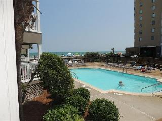 Nice Ocean View -2 Bedroom, 2 Bath Vacation Rental - A Place at the Beach, Myrtle Beach