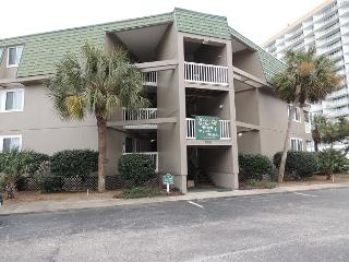 Nice Ocean View -2 Bedroom, 2 Bath Vacation Rental - A Place at the Beach
