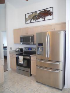 Stainless Steele Appliances
