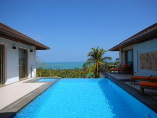 Villa Ganesh - Stunning 3 Bedroom Sea View Villa, Koh Samui