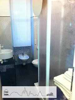The bathrom