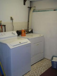 Laundry Room on Lower Level