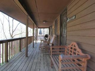 Front Porch and Deck