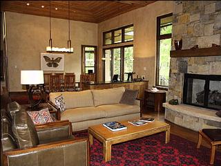 Stunning Dave Gibson Home - Backs to National Forest (9174), Aspen