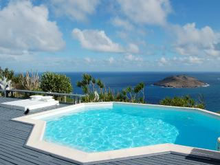 Byzance at Colombier, St. Barth - Ocean View, Calm and Private, Perfect for 2