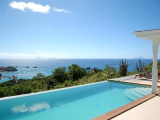 Cactus at Colombier, St. Barth - Ocean View, Heated Swimming Pool, Spacious