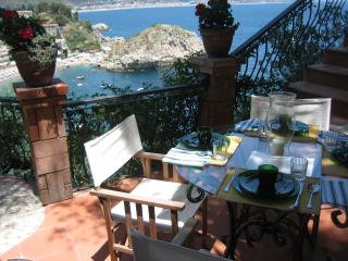 Taormina Sicily by the sea 2+2