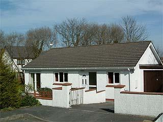 Pine Grove holiday bungalow, New Quay