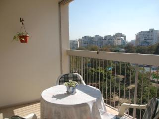 NEW 2BR 2Bath BIG BALCONY with VIEW Rav Ashi st., Tel Aviv