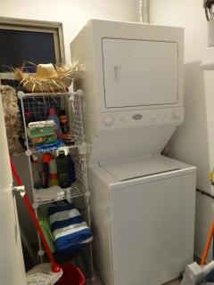 washer/dryer/laundry room
