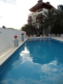 one view of our pool