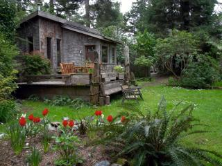 Tofino Beachfront Property w/1 bdrm Garden Cottage