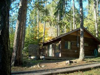 Magic Lamp Cabin on St. Mary Lake, Salt Spring Island