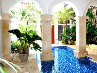 Exclusive 1BR apt. in the Old City, Cartagena
